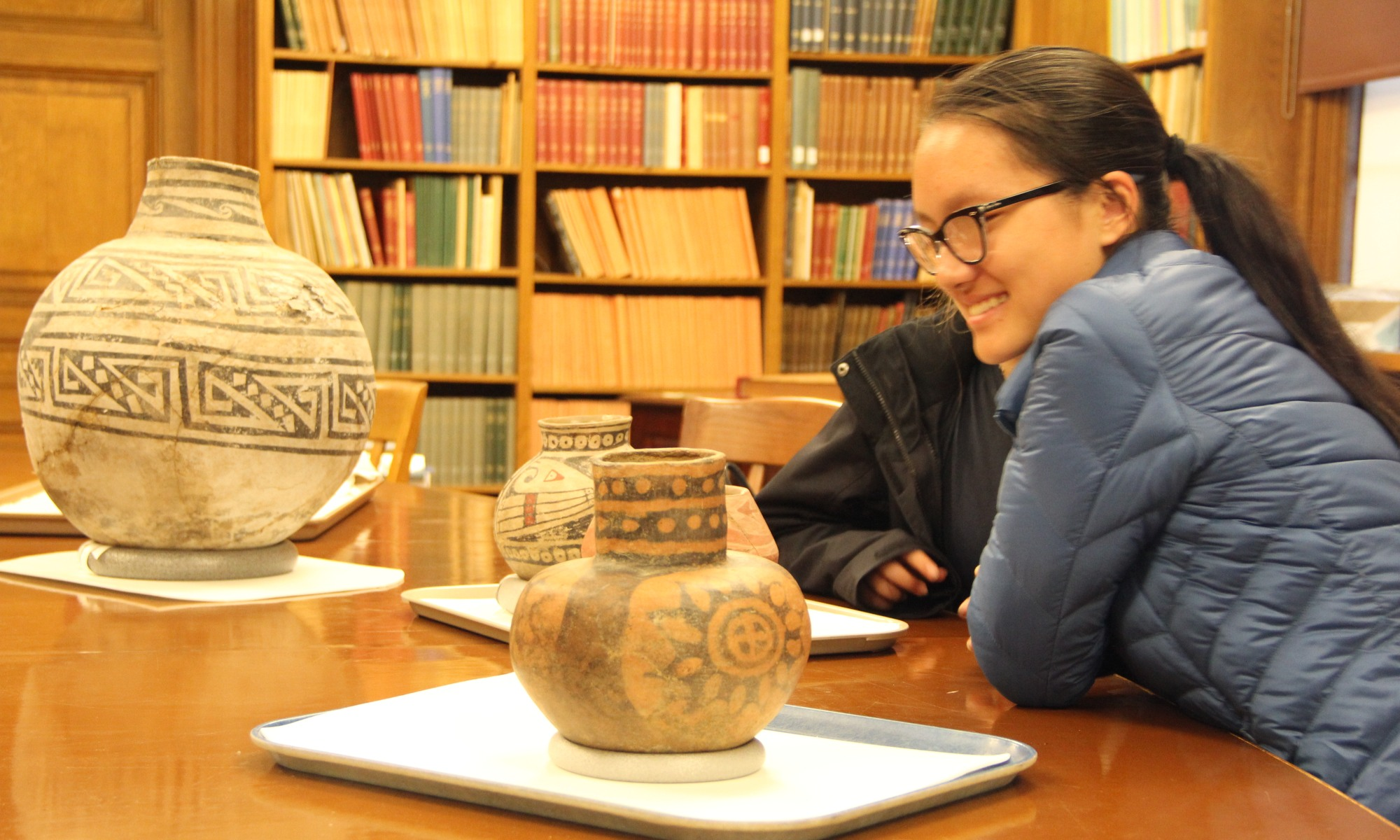 Learn about pueblo pottery time period