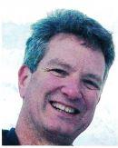 Photo of archaeologist David Thulman
