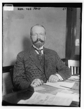 Portrait of Edmund Von Mach