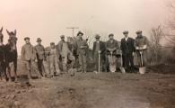 Workers at Etowah