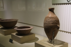 Image of pointed bottom water jar from Banpo site.