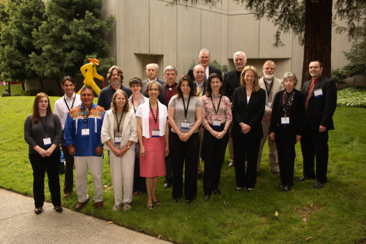 "Image of Participants in the 2011 symposium ""Rising from the Ashes"" at the 2011 Society for American Archaeology annual meeting."