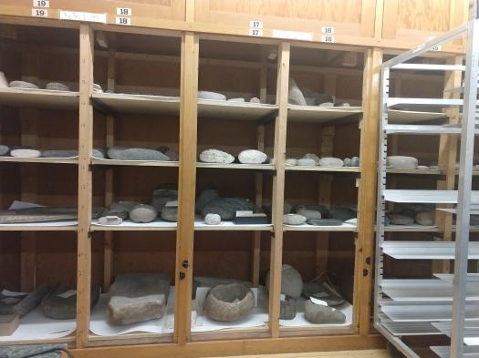 Oversize storage